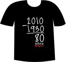 camisetas logos aniversario - Buscar con Google