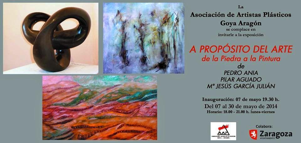 Pin De Raquel Seral Galvez En Eventos En Zaragoza Exposiciones Artistas Eventos Culturales