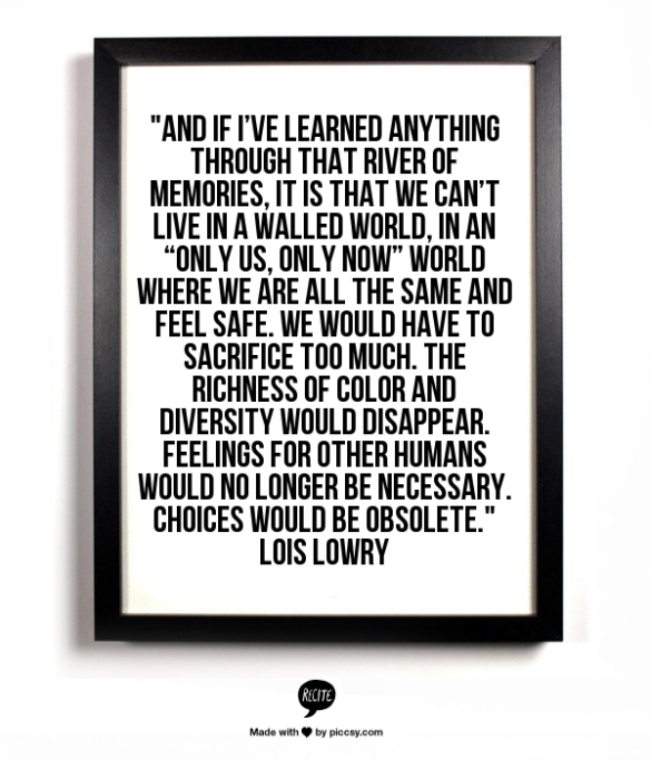 The Giver Book Quotes From Lois Lowry's Newbery Acceptance Speech For The Giver  Simple .