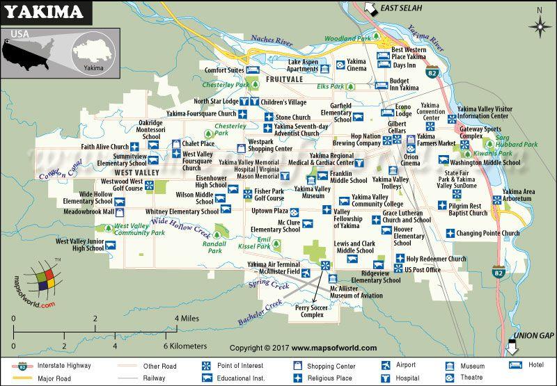 Yakima City Map, Washington | city map in 2019 | Washington map, Map on the nez perce map, yakama vally map, whidbey island map, bremerton map, mossyrock map, cowiche map, hood canal map, wenatchee map, elwha map, chelan butte map, tri-cities map, mount rainier national park map, walla walla map, camano map, austin map, moses lake map, king county map, washington map, north cascades national park map, desert aire map,