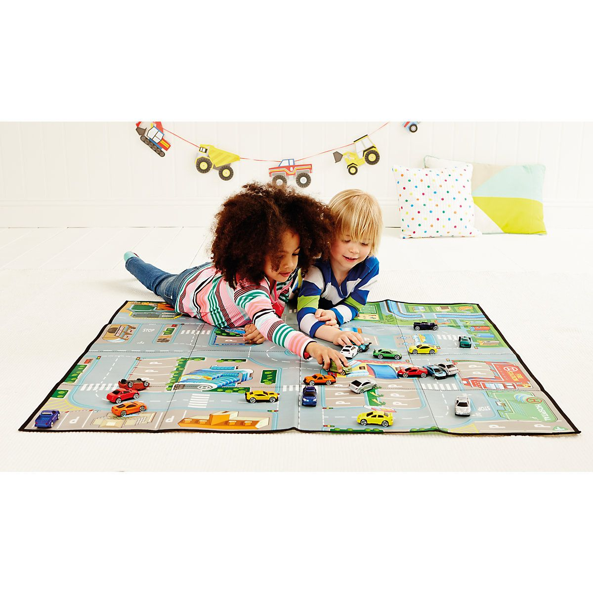 Big City Carpet Playmat : Big City Carpet Playmat : Early
