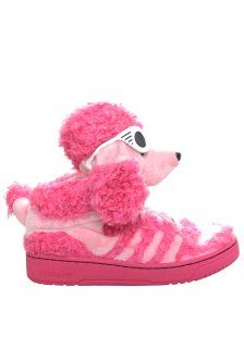 Jeremy Scott Fall 2012 Adidas Originals Teddy Bear Shoes
