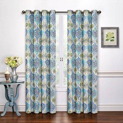Waverly Kings Turban Panel Curtains Panel Curtains Waverly