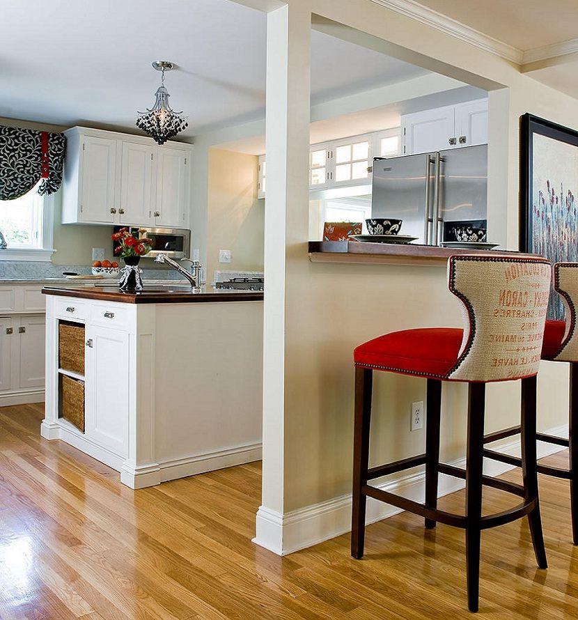 Modern Tropical Kitchen Layout Idea #kitchens #kitchendesign #kitchenisland  #kitchenorganization #kitchenhack #