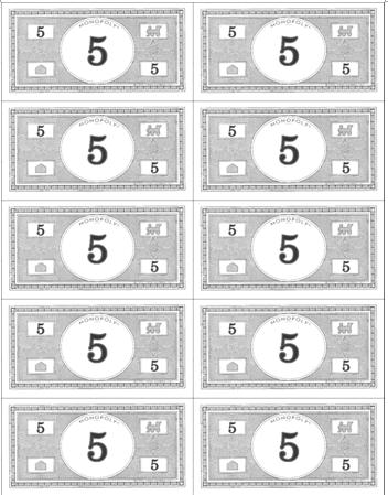 Monopoly Geld Drucken Pdf : monopoly, drucken, Print, (Monopoly), Money, Template,, Monopoly, Money,