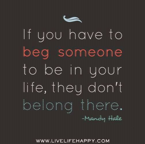 don t make someone a priority