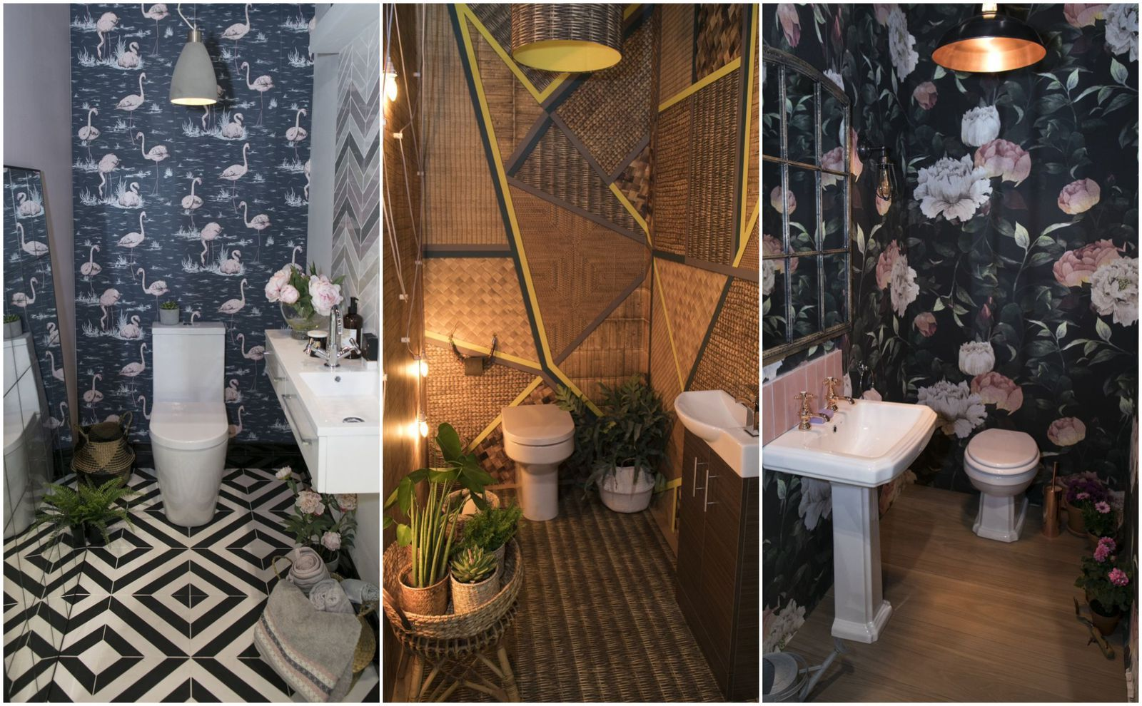 8 Bold And Quirky Downstairs Toilet Design Ideas As Seen At Grand Designs Live Downstairs Toilet Quirky Bathroom Toilet Design