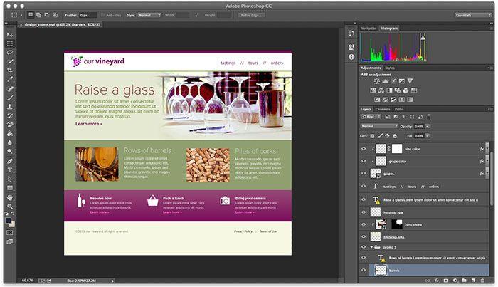 Edge Reflow Photoshop With Images Photoshop Web Graphics Web Design