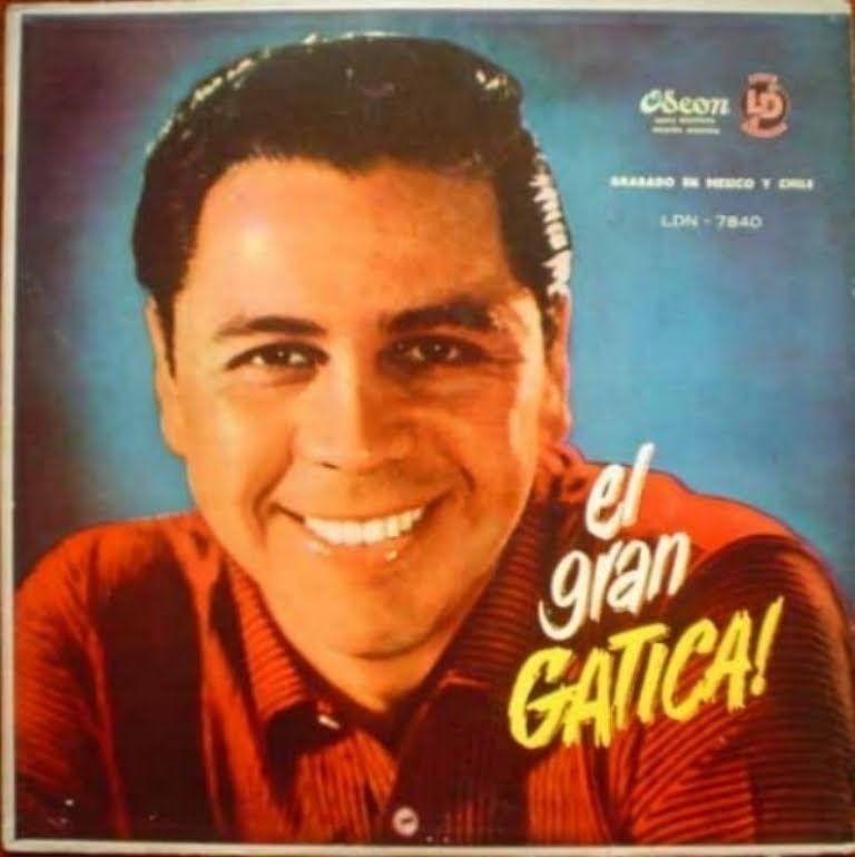 Lo mejor de Lucho Gatica. 22 grandes canciones de este gran cantante Chileno...