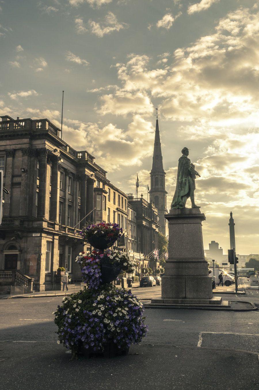 Epic sunrise, Edinburgh, Scotland Edinburgh, Edinburgh