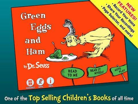 Discount: Green Eggs and Ham - Dr. Seuss is now 1.99$ (was 3.99$). http://www.appysmarts.com/application/green-eggs-and-ham-dr-seuss,id_5390.php