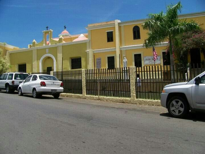Colegio San Jos 233 San Germ 225 N Puerto Rico House Styles