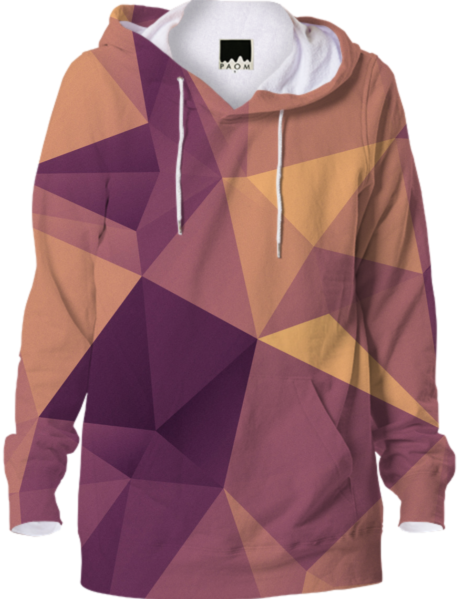 Geometry Geometric Patterns Abstract All Over Hoodie From Print All
