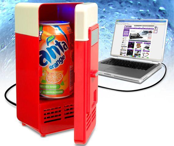Usb-led-beverage-cooler-office-items