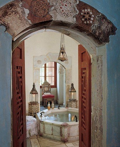 An ottoman tale in lebanon interiors inspiration architectural digest also old lebanese houses pinterest rh