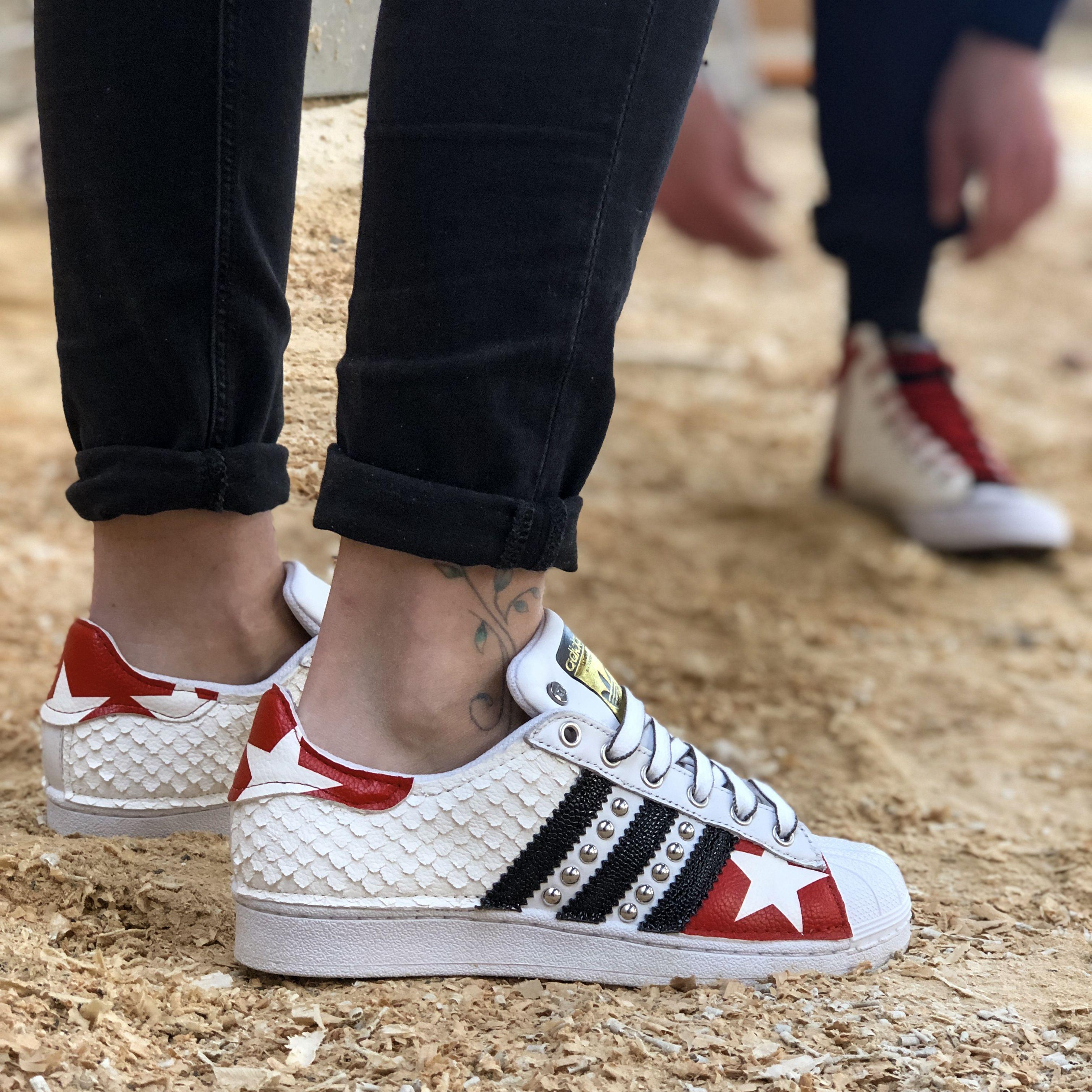 scarpe tennis donna adidas superstar