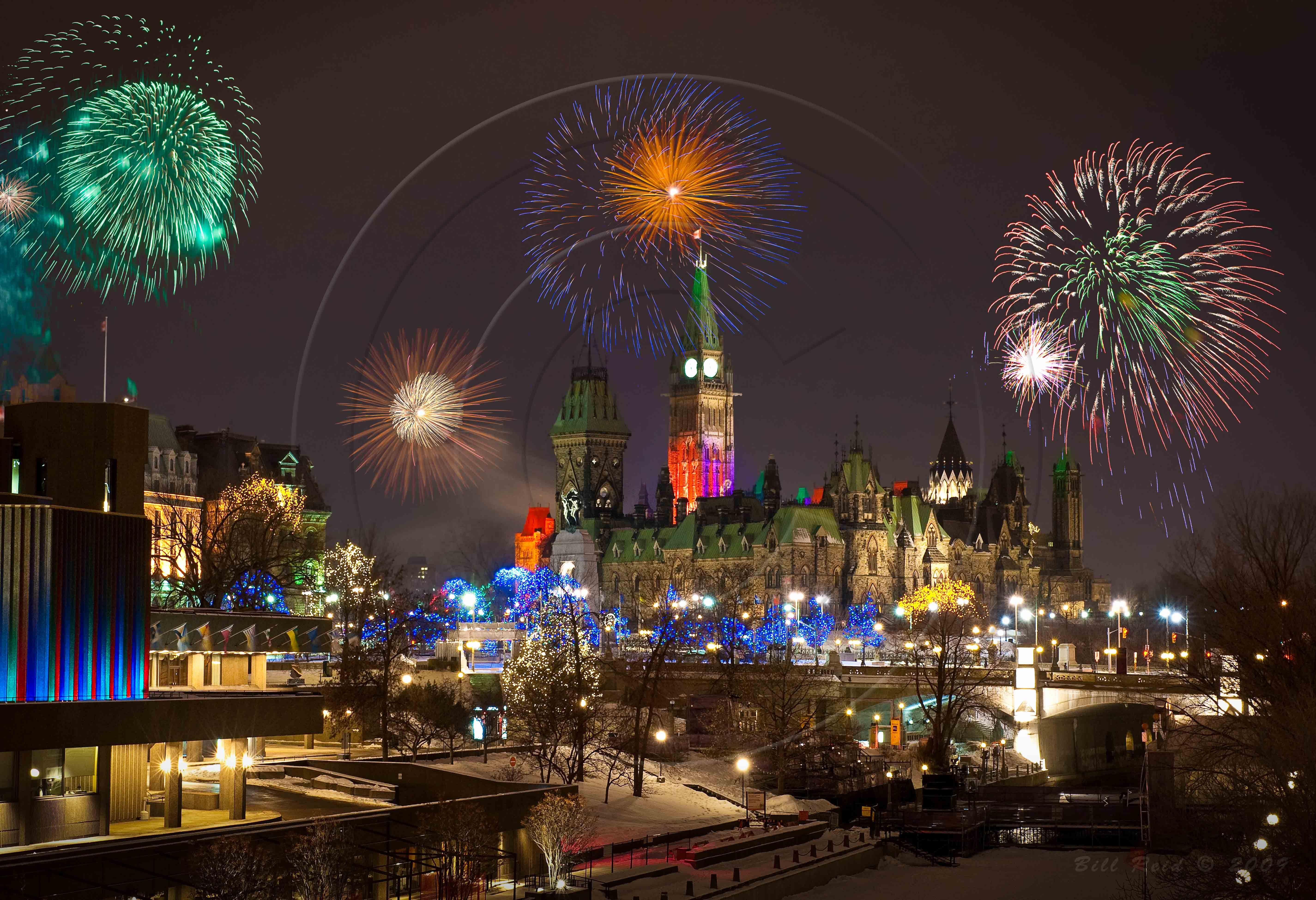 Ottawa New Year's