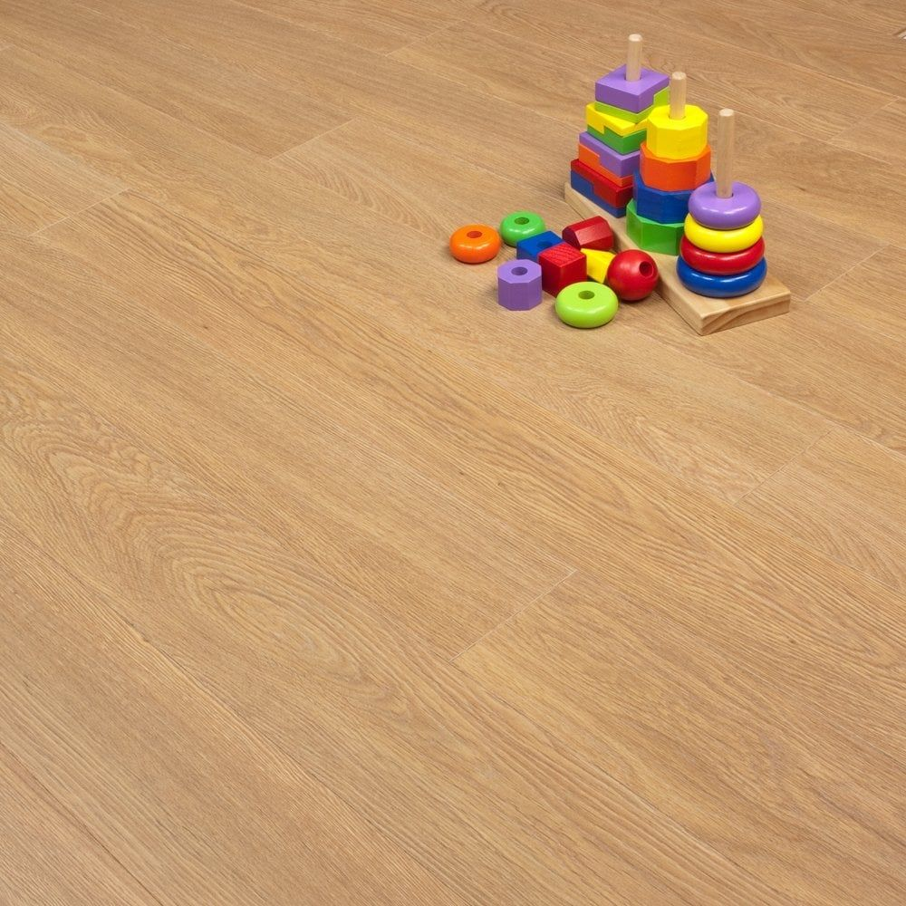 Balterio Stretto Barley Oak 8mm Laminate Flooring V Groove Ac4 2 03m2 Laminate From Discount Flooring Depot Uk Laminate Flooring Flooring