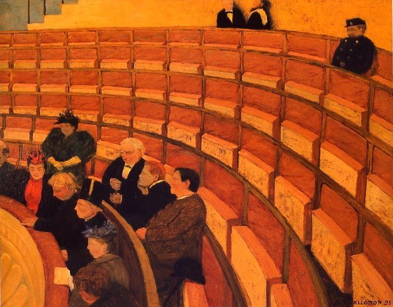 Vallotton Felix 02 Jpg 792 619 Felix Vallotton Peintre Theatre Du Chatelet