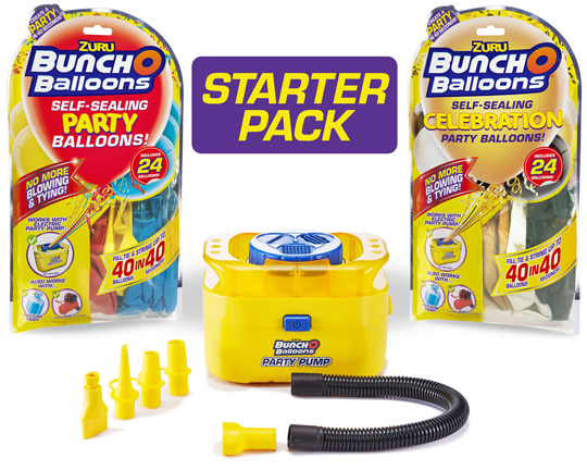 Bunch-O-Balloons Party Starter Pack | Stuff to buy in 2019