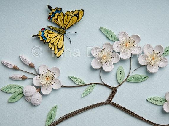 Quilling art butterfly - ????? ? Google & Quilling art: butterfly - ????? ? Google | Quilling... Butterflies 2 ...