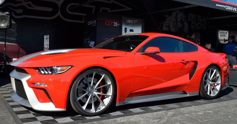 Ford Is Considering Legal Actions Against Zero To  Design Over Its Gt Inspired Mustang Gtt