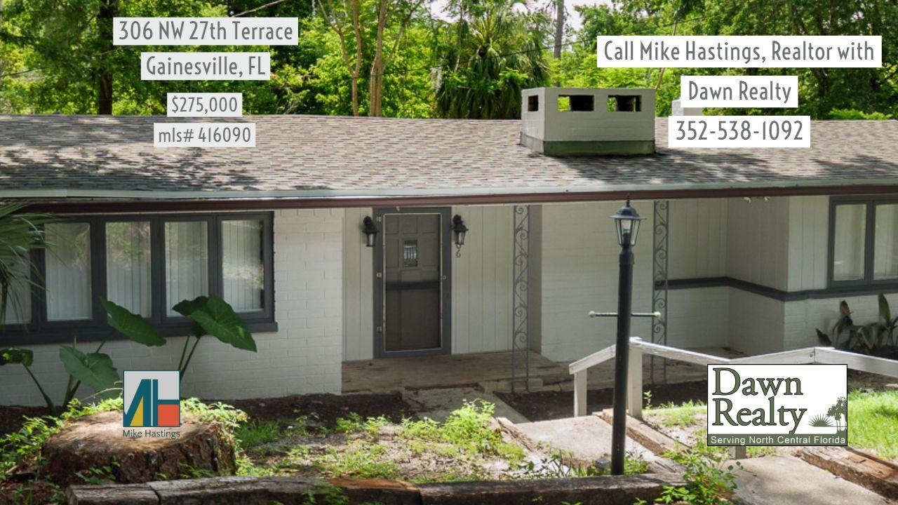 Best Brick Home In Nw Gainesville S Hibiscus Park Neighborhood 400 x 300