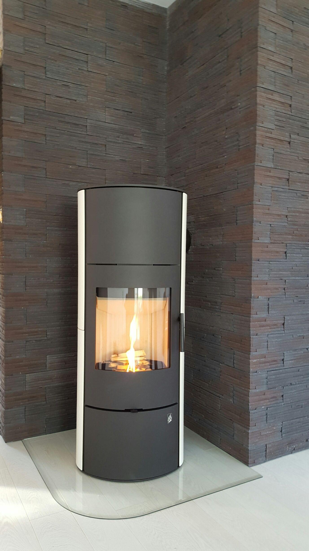 Ceske Krbove Kachle Romotop Evora Zapojene Firmou Krbex S R O Home Home Decor Fireplace