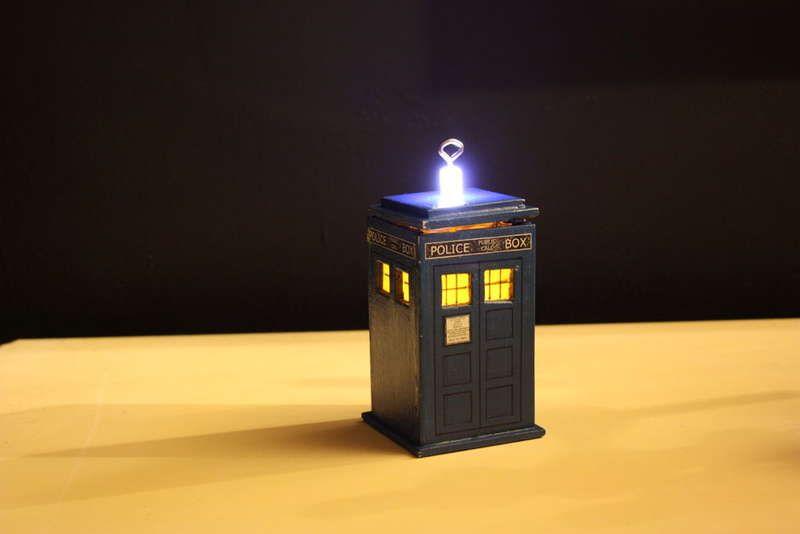 75 Geeky DIY Gift Ideas | Tardis, Geeky craft, Doctor who ...