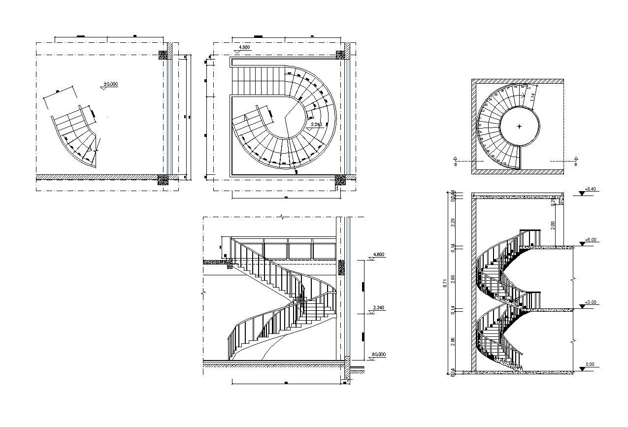 Free Spiral Stair Details Stair Detail Spiral Stairs Stairs Design