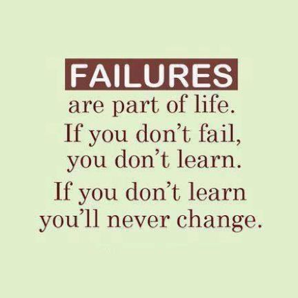 32 Quotes For Failure, Success And Hard Times