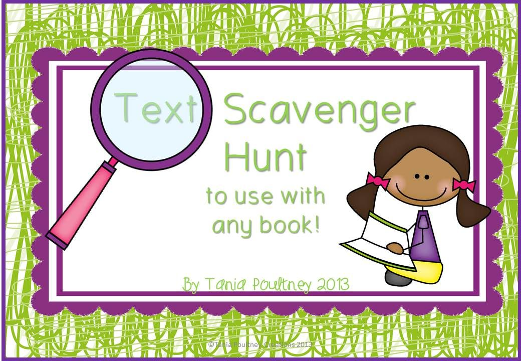english 9 scavenger hunt Hand over the 'word scavenger hunt' activity sheets to the little ones and explain what they must do this fun english activity is a great way for kids to brush.