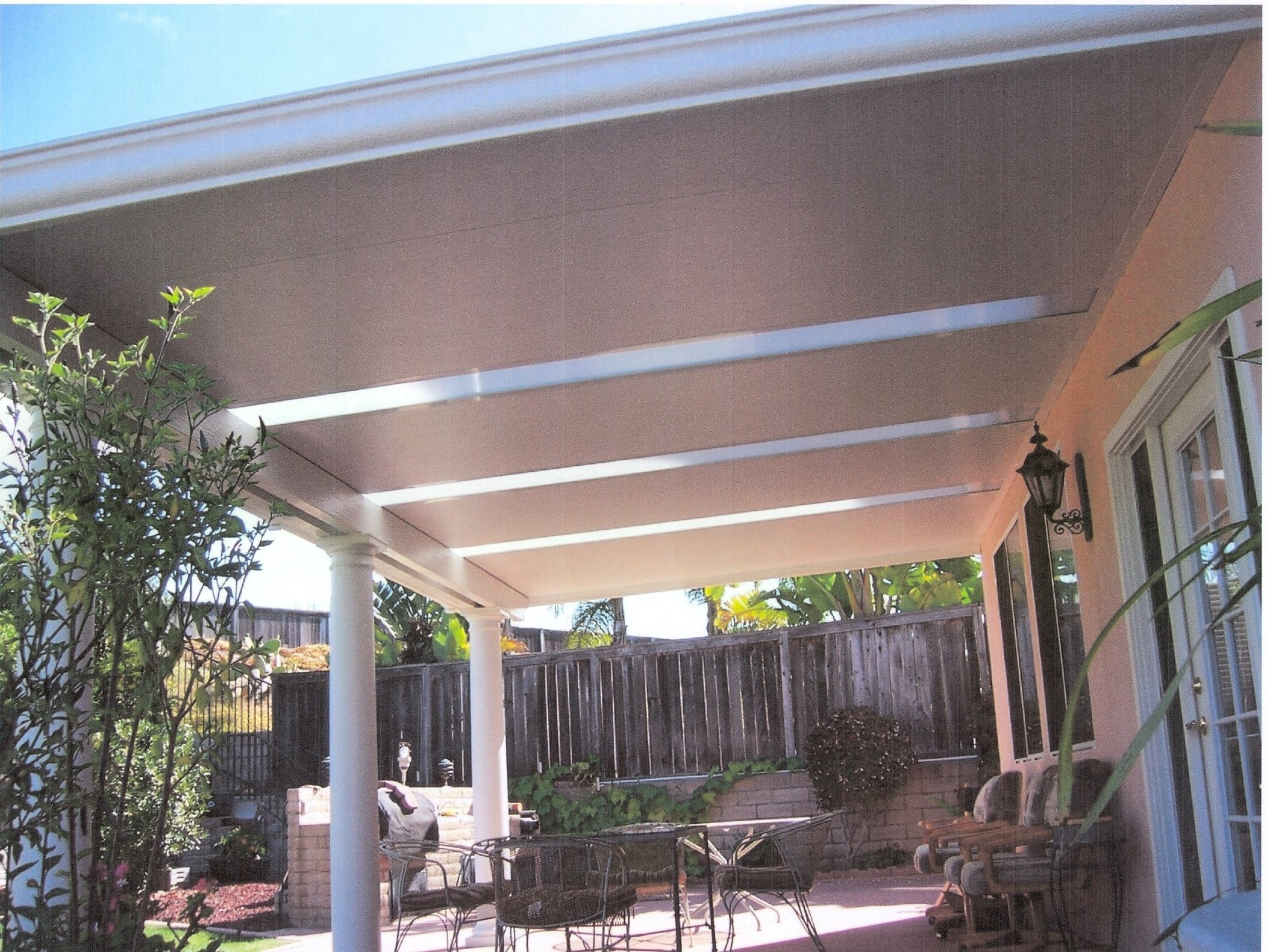 Patio Cover Skylight Patio Builders Covered Patio Aluminum