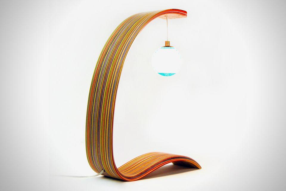 MapleXO Skatelamp