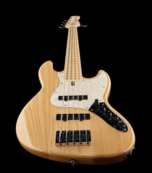 Marcus Miller V7 Swamp Ash-5 FL NT | Bassess | Bass, Guitar