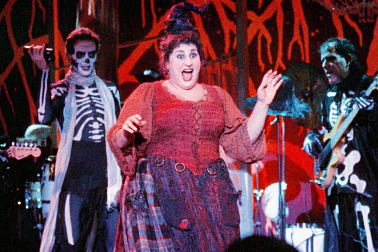 Mary, played by Kathy Najimy