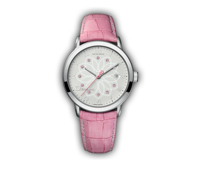 88 Rue du Rhone's involvement in philanthropic endeavors and the community is realized in this watch; inspired by a very special girl.