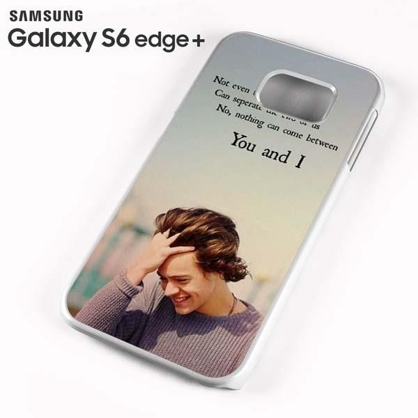 One Direction Quotes 3 Samsung Galaxy S6 Edge Plus Case #directionquotes