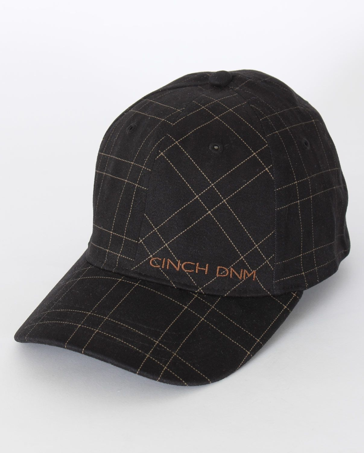 Cinch Men s Fitted Logo Cap - www.fortwestern.com  f934f62dcd4