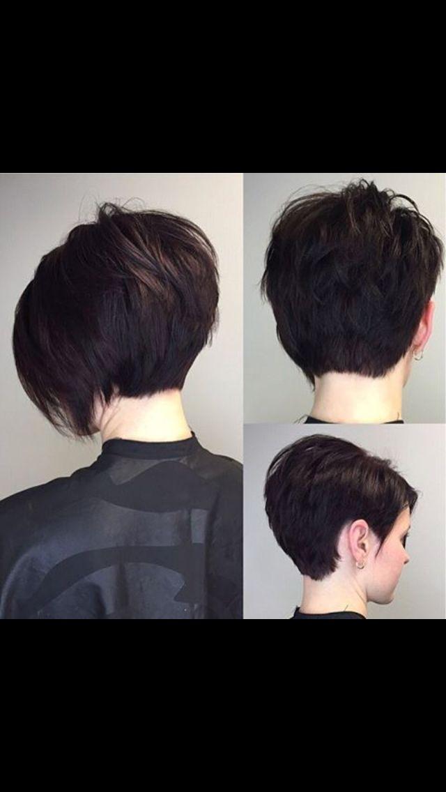 Pin By Marne Spangler On Hair Style Pinterest Short Hair Hair