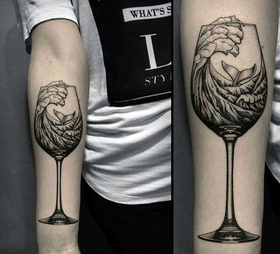 Inner forearm tattoo, Tattoos for guys and Badass tattoos on