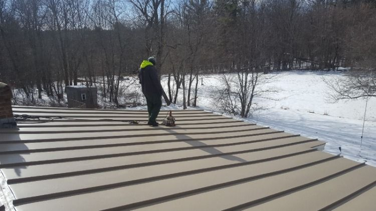 Proper Metal Roof Installation The Right Stuff Classic Metal Roofs Llc Metal Roof Installation Metal Roof Standing Seam Metal Roof