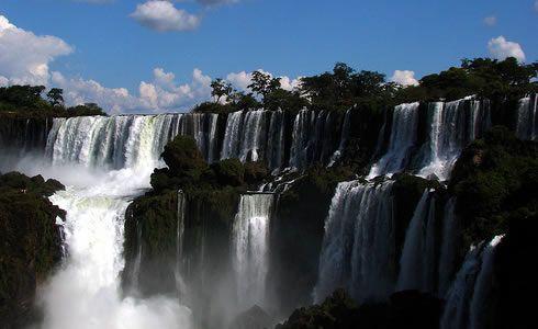 Puerto Iguazu Misiones Argentina Cataratas Del Iguazu Argentina Argentina Cataratas Del Iguazu