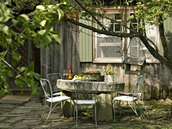 15 ideas para decorar la terraza (visto en Lonny) Las terrazas