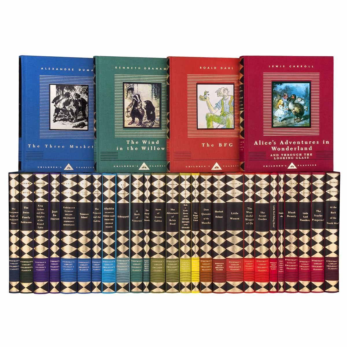 Children S Classics Collection 30 Book Set Rainbow Fairy Books Classic Childrens Books Book Set