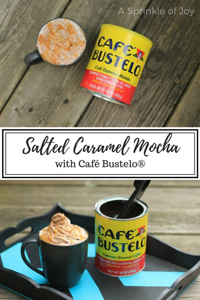 Starting the Day with Café Bustelo Recipe Bustelo