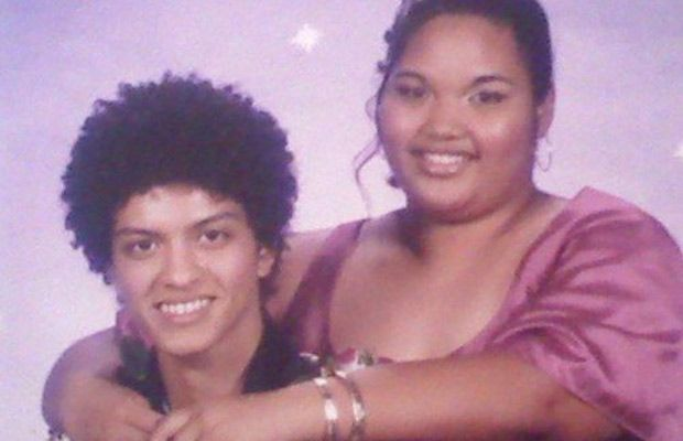 Celebrity Prom Pictures Bruno Mars