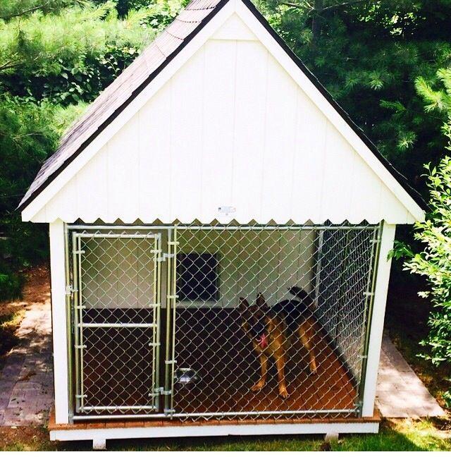 Resultado de imagen para como hacer casas para perros grandes palets mascotas pinterest - Como hacer una casita para perros ...