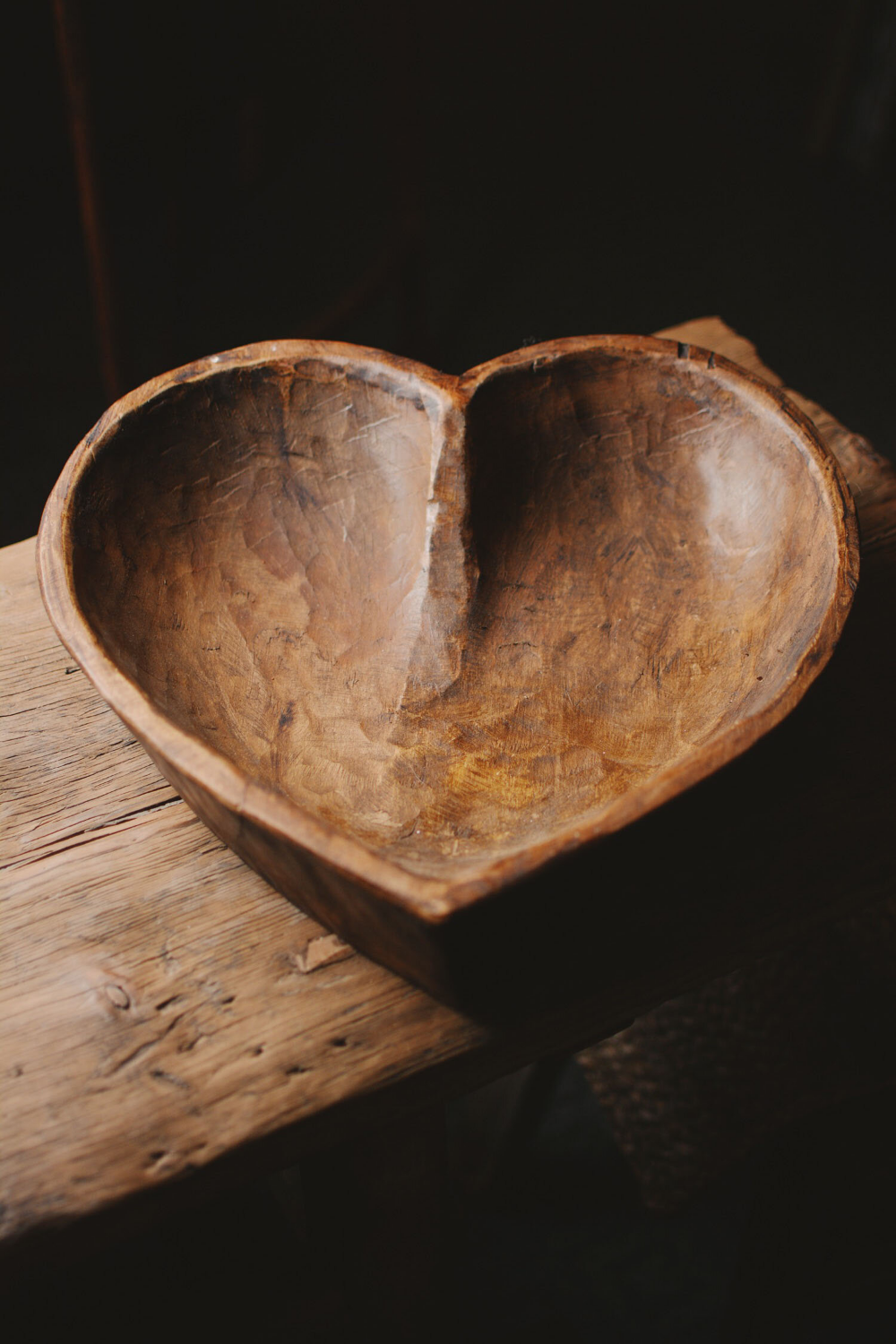 Hand Carved Wooden Heart Bowls The Salvage Co In 2020 Wooden Hearts Hand Carved Wooden Bowls Hand Carved