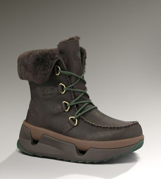 UGG AUDEN Men's Brownstone Boots